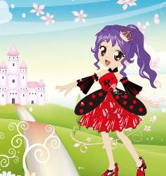 Royal Castle Princess Game