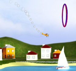 Airplane Competition Game