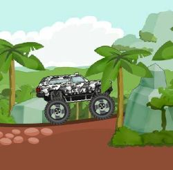 Jungle Truck Game