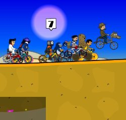 Cyclo Maniacs Game