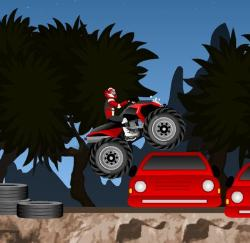 Monster ATV Game
