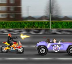 Koffii Roadster Game