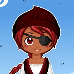 Pirate Dress Up Game
