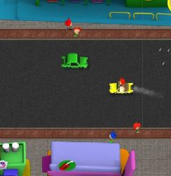 Sim Taxi 2 Game