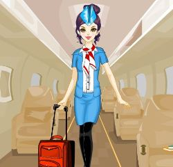 Airline Stewardess Game