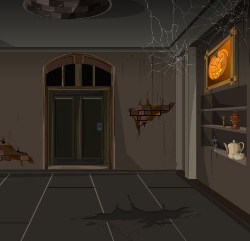 Halloween Myth Escape Game