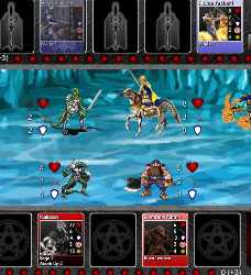 Mystic Cards Game