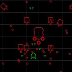 Pixelvader Game