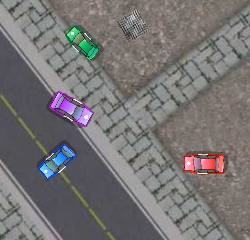 Crash the Cars Game