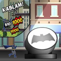Batman : Gotham City Rush Game