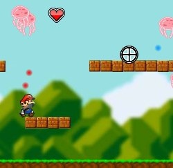 Mario Assault Game