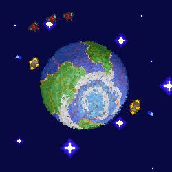 Planetary Defence Game