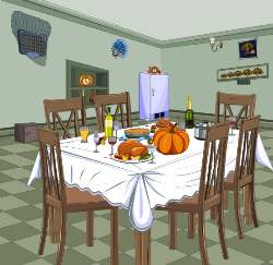 Thanksgiving Room Escape Game