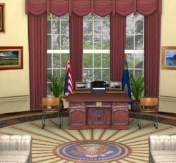 White House Escape Game