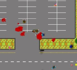 Blood Run Game