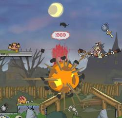Roly-Poly Monsters Game