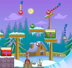 Civiballs : Xmas Levels Game