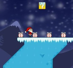 Super Santa Land Game