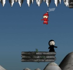 Ninja Santa Game