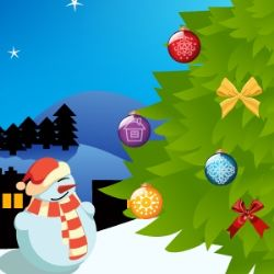 Christmas Tree: 2010 Game