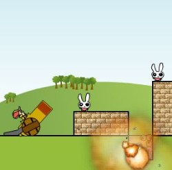 Kill the Wabbits Game
