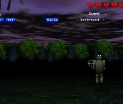 Super Zombie Shooter Game