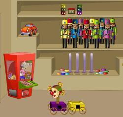 Xmas Toy Room Escape Game