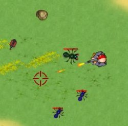 Bug Hunter Game