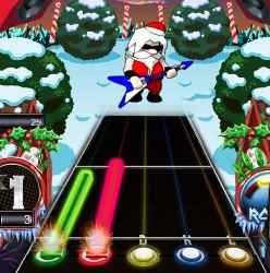Santa Rockstar : Metal Xmas 2 Game