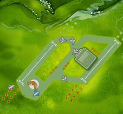 Sim Air Traffic Game