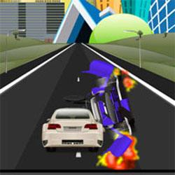 Crashing Car Game