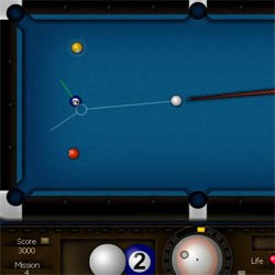 Mission 9 Ball Game