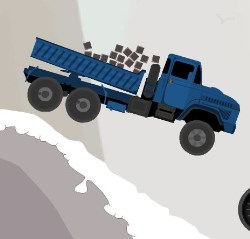 KAMAZ Delivery 2 : Arctic Edge Game