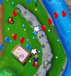 Bloons Supermonkey Game