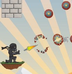 Shuriken Showdown Game
