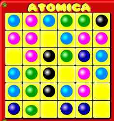 Atomica Game