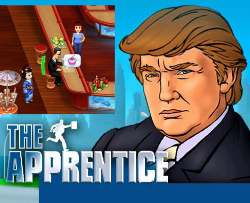 The Apprentice : Sushibar Game