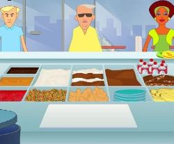 The Apprentice : Ice Cream Parlor Game