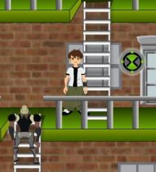 Ben 10 Power Hunt Game