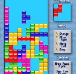 Tetris Professional Game