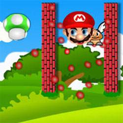 Mario Bounce Game