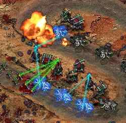 Starcraft 2 Tower Defense Game