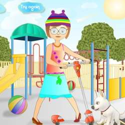 Happy Penny Dress Up Game