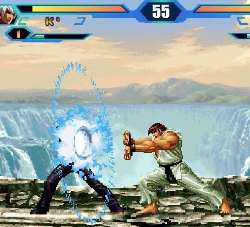 King Of Fighters 2008 Game