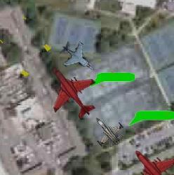 Clear Skies : World War 3 Game