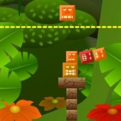 Jungle Tower Game