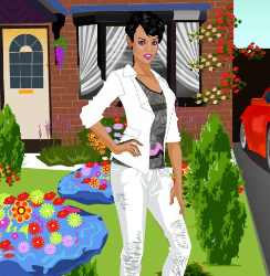 Rihanna dress up game jandese reped - Sevelina games ...