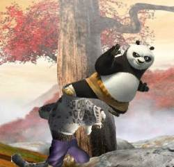 Kung Fu Panda Deathmatch Game