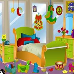 Kids Room Decor Game