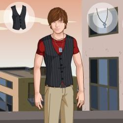 Zac Efron Dress Up Game